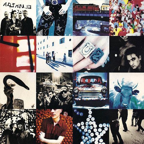 U2 LP Achtung Baby