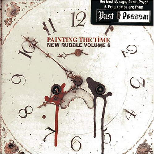 VARIOUS CD Painting The Time (New Rubble Volume 6)