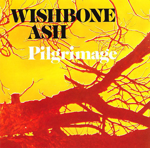 WISHBONE ASH CD Pilgrimage