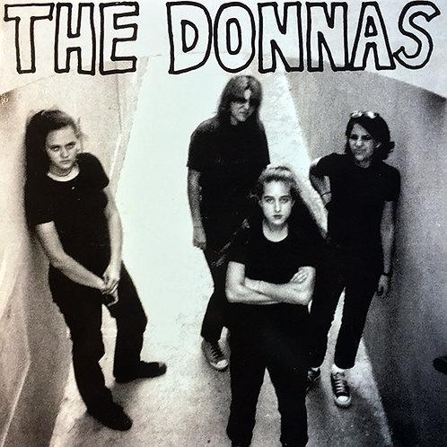 THE DONNAS LP The Donnas (Bonus Tracks)