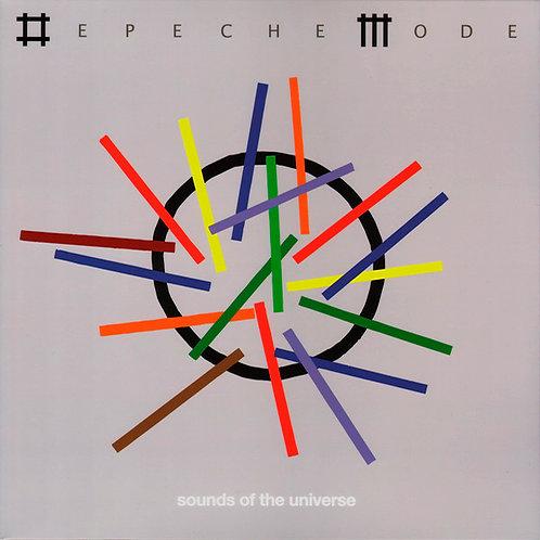 DEPECHE MODE 2xLP Sounds Of The Universe