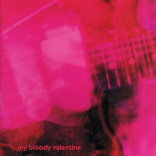 MY BLOODY VALENTINE LP Loveless (Clear Coloured Vinyl)