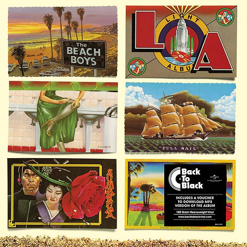 BEACH BOYS LP  L.A. (Light Album)