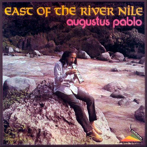 AUGUSTUS PABLO CD East Of The River Nile