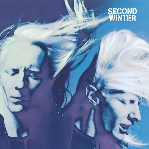 JOHNNY WINTER CD Second Winter