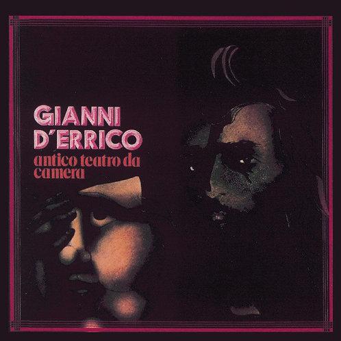 GIANNI D'ERRICO LP Antico Teatro Da Camera