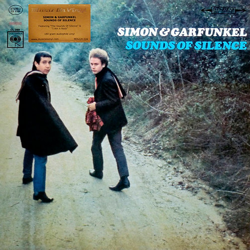 SIMON & GARFUNKEL LP Sounds Of Silence (180 gram audiophile vinyl)