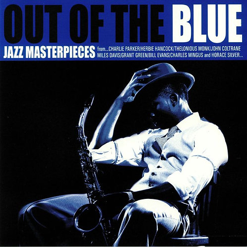 VARIOS LP Out Of The Blue: Jazz Masterpieces