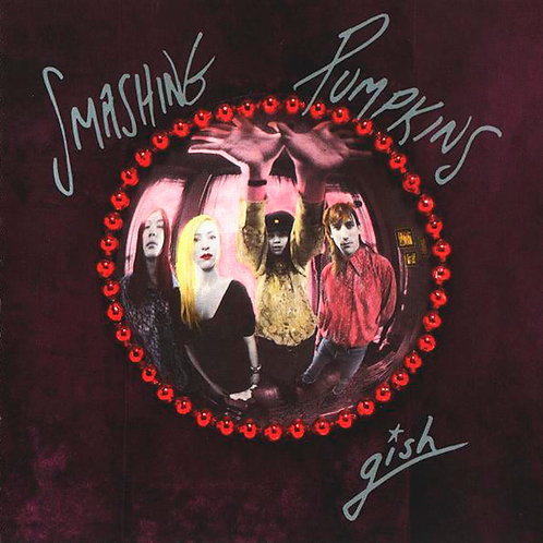 SMASHING PUMPKINS LP Gish (Green Coloured Vinyl)