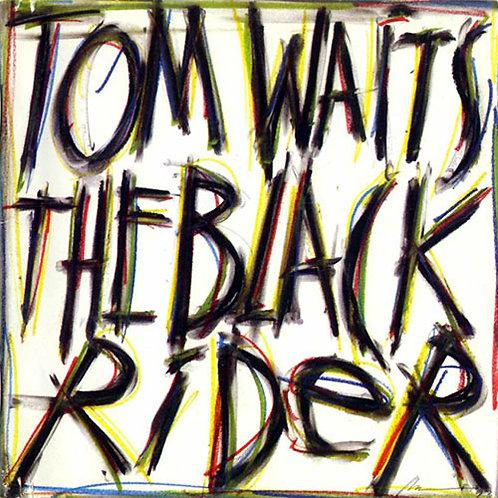 TOM WAITS LP The Black Rider (Pink Coloured Vinyl)