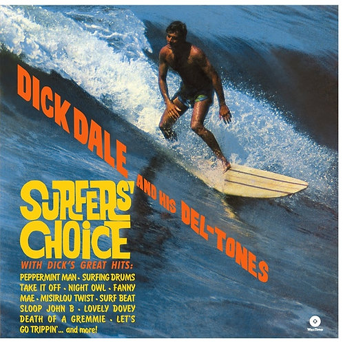 DICK DALE LP Surfers' Choice (180 gram)