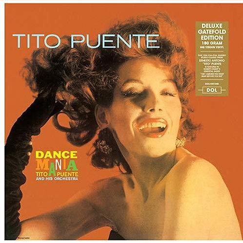 TITO PUENTE LP Dance Mania (Deluxe Gatefold Edition)