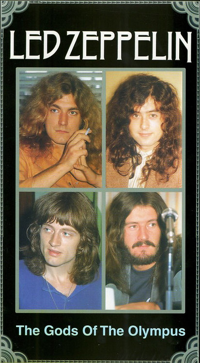 LED ZEPPELIN BOX SET 2xCD The Gods Of The Olympus (Longbox)