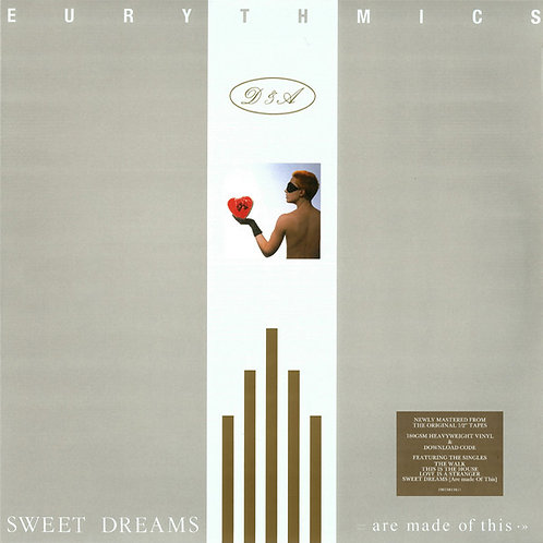 EURYTHMICS LP Sweet Dreams (Are Made Of This)