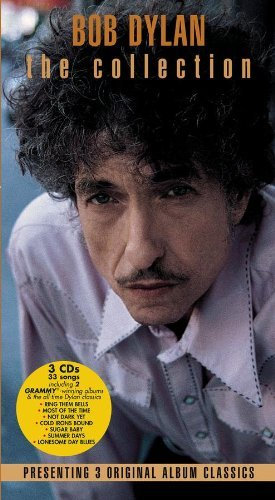 BOB DYLAN 3xCD The Collection (Longbox)
