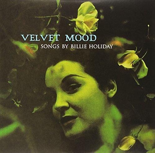 BILLIE HOLIDAY LP Velvet Mood