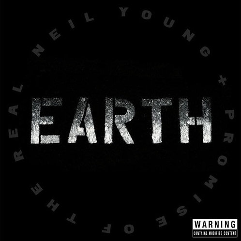 NEIL YOUNG + PROMISE OF THE REAL 3xLP Earth