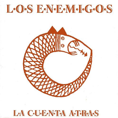 LOS ENEMIGOS LP+CD La Cuenta Atras