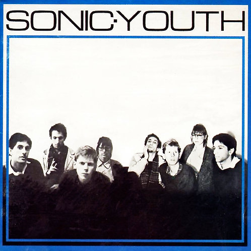 SONIC YOUTH LP Sonic Youth