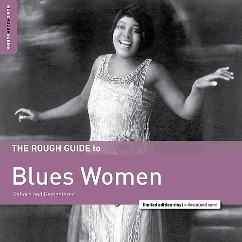 VARIOS LP The Rough Guide To Blues Women (Reborn And Remastered)