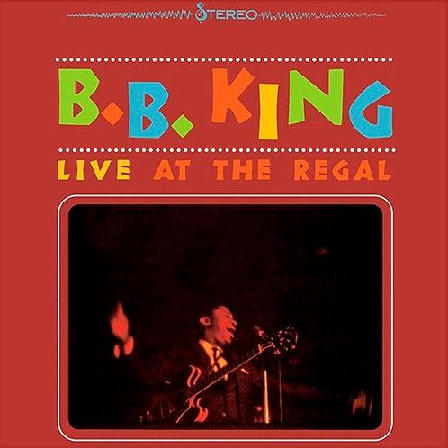 B.B. KING LP Live At The Regal (180 Gram)