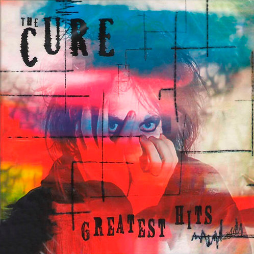 THE CURE 2XCD Greatest Hits (Import Digipack)