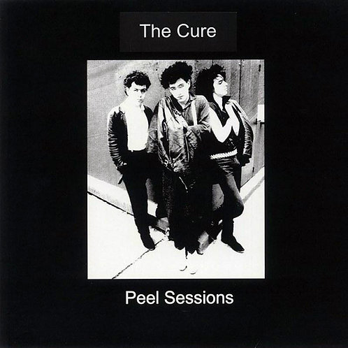THE CURE LP Peel Sessions