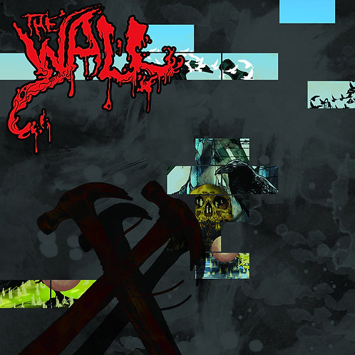 VARIOS PINK FLOYD TRIBUTE 2XLP The Wall (Redux)