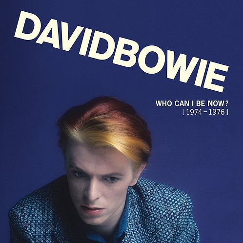 DAVID BOWIE BOX SET 12xCD Who Can I Be Now? [1974-1976]