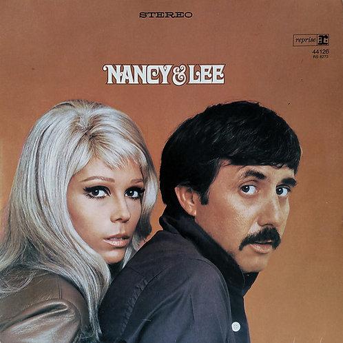 NANCY SINATRA & LEE HAZLEWOOD LP Nancy & Lee