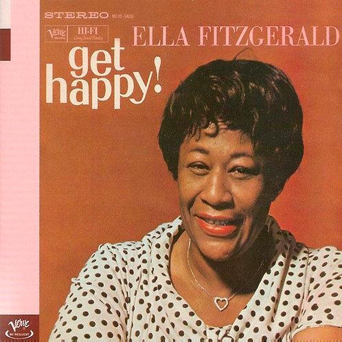 ELLA FITZGERALD CD Get Happy!