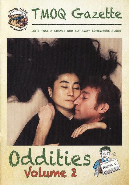 JOHN LENNON 2xCD+BOOK Oddities Volume 2