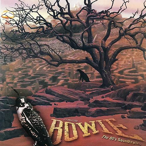 DAVID BOWIE LP The 80's Soundtracks (Rare Remixes)