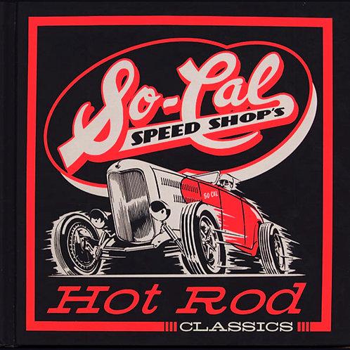 VARIOUS BOX SET 4xCD So-Cal Speed Shops Hot Rod Classics