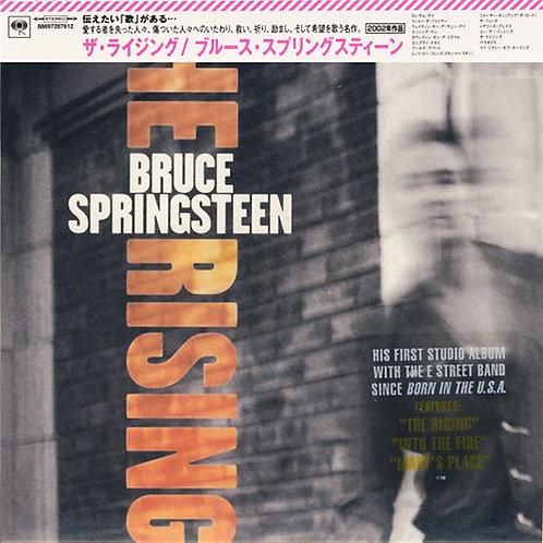 BRUCE SPRINGSTEEN CD The Rising (Japan)