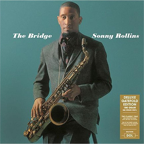SONNY ROLLINS LP The Bridge (Deluxe Gatefold Edition)