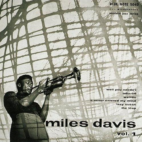 MILES DAVIS CD Volume 1 (Blue Note)
