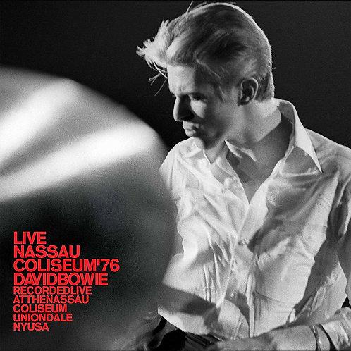 DAVID BOWIE 2xLP Live Nassau Coliseum '76