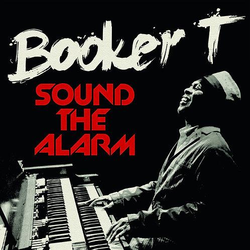 BOOKER T LP Sound The Alarm
