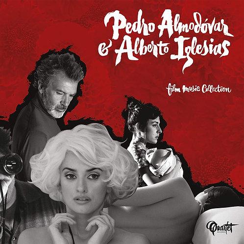PEDRO ALMODOVAR & ALBERTO IGLESIAS 2xLP Film Music Collection