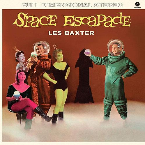 LES BAXTER LP Space Escapade