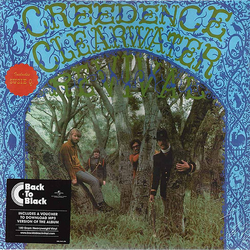 CREEDENCE CLEARWATER REVIVAL LP Creedence Clearwater Revival