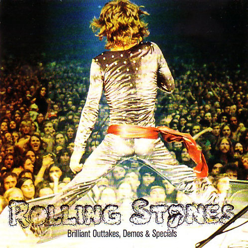 ROLLING STONES CD Brilliant Outtakes, Demos & Specials Vol 2