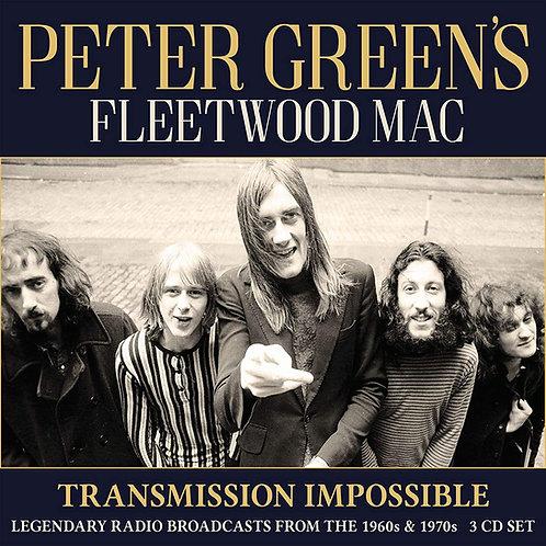 FLEETWOOD MAC 3xCD Transmission Impossible