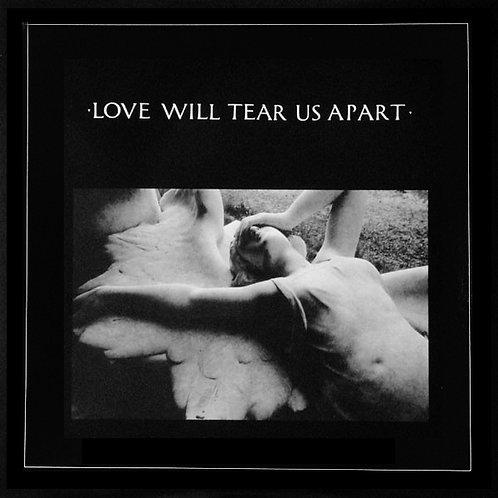 JOY DIVISION MAXI-LP Love Will Tear Us Apart
