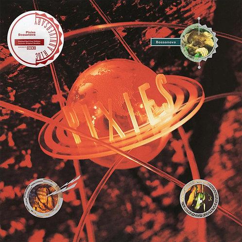 PIXIES LP Bossanova (30th Anniversary Red Coloured Vinyl)