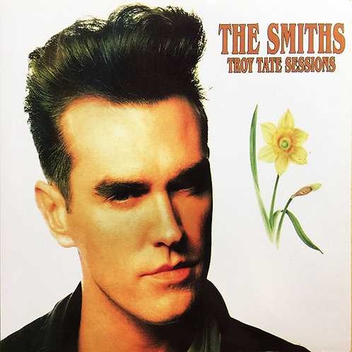 THE SMITHS CD Troy Tate Sessions
