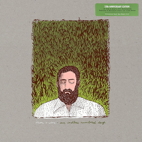 IRON AND WINE 2xLP Our Endless Numbered Days