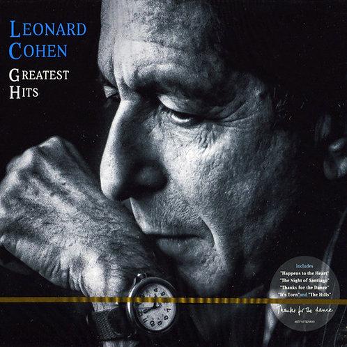 LEONARD COHEN 2xCD Greatest Hits