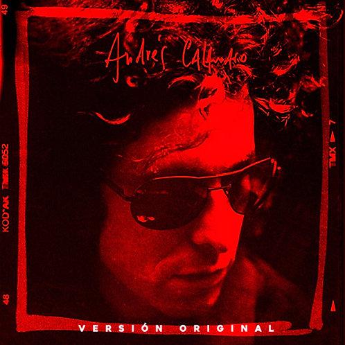 ANDRES CALAMARO 2xLP Honestidad Brutal Versión Original (Record Store Day 2021)